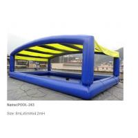Buy cheap Inflatable pool / inflatable water pool / giant swimming pool for kids from wholesalers