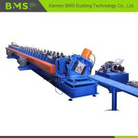 Buy cheap 12-15m/Min Shelving Rack Roll Forming Machine With Computer Control System product