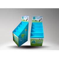 Buy cheap Store Retail Cardboard Advertising Displays Stand / Exhibition Booth Standee from wholesalers