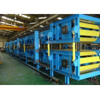 Buy cheap Rockwool Phenolic Pir Pu Sandwich Panel Production Line Double Belt Line product