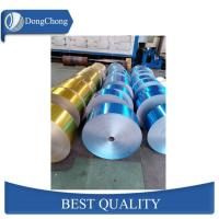 Buy cheap Coloured Aluminium Foil Packaging Hydrophilic 8011-H22 Customized Diameter from wholesalers