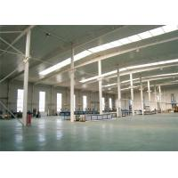Buy cheap Stable Structural Steel Frame Construction Prefabricated Warehouse Buildings from wholesalers