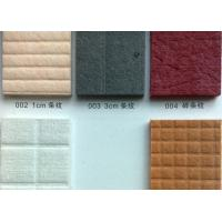 Buy cheap Fire - Proof Polyester Fiber Acoustic Panel , Studio Soundproof Foam Panels BD NEW PATTERN from wholesalers
