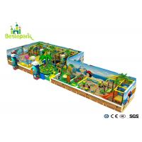 Buy cheap Commercial Center Children'S Swing Set Customized Size Eco - Friendly from wholesalers
