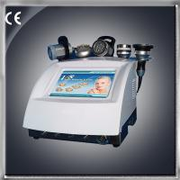Buy cheap Strong sound wave 40Khz vacuum + RF + BIO + ultrasonic slimming machine product