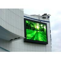 Buy cheap High Brightness P5 Waterproof Outdoor Led Video Wall Full Colour With Iron Cabinet from wholesalers