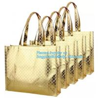 Buy cheap Custom wholesale ultrasonic heat sealed non woven tote bag,full-auto machine made non woven bag for shopping, bagease from wholesalers