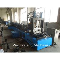 Buy cheap 15KW Energy Saving Metal Roofing Forming Machine , Roof Panel Machine With Yaskawa Inverter from wholesalers