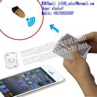Buy cheap XF original iPhone 5s poker system for non-marked cards from wholesalers