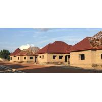 Buy cheap The best stone coated metal roof tiles sunstone roofing factory for housetop roofing from wholesalers