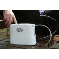 Buy cheap 1L Pulse dose 96% Oxygen Concentration 2.8 inch large LCD  50 mL /pulse O2  oxygen concentrator from wholesalers