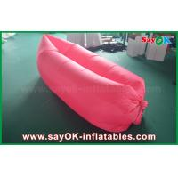 Buy cheap Nylon Material Sleeping Air Bag Lounge Sofa With 200x90cm Size from wholesalers