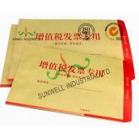 Glossy Finish Custom Printed Envelopes , Personalized Business Envelopes