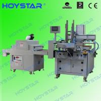 Buy cheap Automatic ruler screen printing machine with UV curing machine from wholesalers