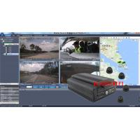 Buy cheap Black RECODA 4G WIFI Mobile Vehicle DVR With 4 Sameras Supporting product