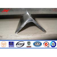 Buy cheap High Tensile Galvanized Angle Steel Stylish Designs Galvanised Steel Angle Iron from wholesalers