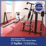 Buy cheap Vinyl Gym Flooring Mat Gym Carpet from wholesalers