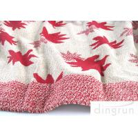 Buy cheap Eco Friendly Extra Large Bath Sheets Towels , Organic Cotton Towels 450 Gsm from wholesalers