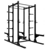 Buy cheap Fitness Gear Pro Half Squat Rack With Pull Up Bar Full Frame Multi Station Gauge from wholesalers