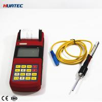 Buy cheap 3 Inch LCD,or LED Display, High precision portable hardness tester RHL160, Mutifunction  Portable Hardness Tester from wholesalers