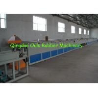 Buy cheap Non Toxic Rubber Sealing Strip Machine / EPDM Strip Rubber Extrusion Machine from wholesalers