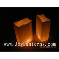 Buy cheap Without desgin candle bag from wholesalers