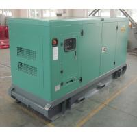 Buy cheap Water Cooled Silent Diesel Generator Set 300KW 400V Heavy Duty For Construction from wholesalers
