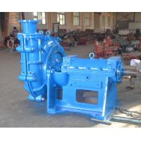 Buy cheap 100ZJ Heavy Duty Centrifugal Slurry Pump Mining Slurry Pumping Equipment from wholesalers