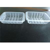 Buy cheap Stackable Disposable PP Food Tray Packaging For Fruits And Vegetables product