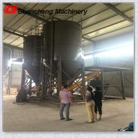Buy cheap 5.5 Ton Cylindrial Structure Steel Cement Silo For Material Transportation from wholesalers