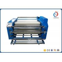 Buy cheap Roller To Roller Sublimation Heat Transfer Press Machine Automatic Fabric Calender from wholesalers