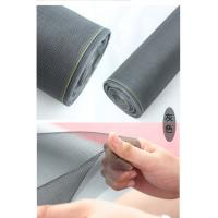 Buy cheap Easy installation fiberglass window screen with magnetic strips from wholesalers