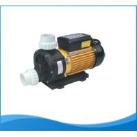 Buy cheap 1HP/0.75KW Electric Motor Water Pump 300L/Min Max Flow For Hydro Spa , 10M Max Head from wholesalers