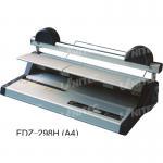 Buy cheap A3 Size Strip Book Velo Binding Machine 4 - Pins 30Sheets Manual Punching FDZ-298 from wholesalers