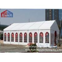 Buy cheap Roof Top Pop Up Wedding Party Tent , Beach Camping Tent Iron Material Connectors from wholesalers