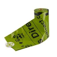 Buy cheap PLA Biodegradable Poop Bags Pet Dog Use With Dispenser Custom Logo Available from wholesalers