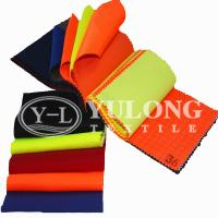 Buy cheap EN11611 cvc flame retardant twill fabric wholesale for coverall from wholesalers
