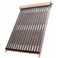 Buy cheap heat pipe swimming pool heater(SECC,CE,SOLAR KEYMARK) from wholesalers