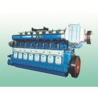 Buy cheap 1000KW - 2000KW HFO diesel oil  gas Fired Power Generating Sets to the Small Shops / Power Plant from wholesalers