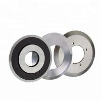 Buy cheap Paper Round Core Industrial Slitter Blades HSS Material Wear Resistance from wholesalers