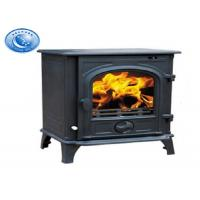 Buy cheap 8KW 86KG Indoor Contemporary Cast Iron Charcoal Wood Burning Stove Fireplace Heaters Hearth For Sale from wholesalers