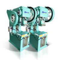 Buy cheap J21S Punching machine manufacturers, 63T punch press for sale from wholesalers