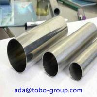 Buy cheap ERW hot rolled / cold rolled Super Duplex Stainless Steel Seamless Pipe UNS32760 product