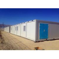 Buy cheap Anti - Seismic Storage Container Buildings Windbreak Durable For Construction Site from wholesalers