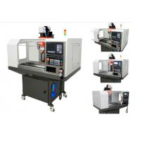 Buy cheap Small CNC Metal Milling Machine , Vertical Milling Machine Household Tool product