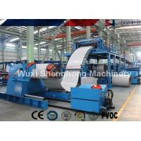 Buy cheap Wall Sandwich Panel PU / ROCKWOOL Foam Roll Forming Machine With Cheap Price from wholesalers