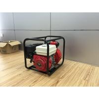 Buy cheap 6.5hp 2inch Gasoline High Pressure Water Pump/ Fire fighing water pumps from wholesalers