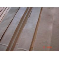 Buy cheap Natural Figured Sycamore Wood Veneer Sheet Quarter Cut from wholesalers
