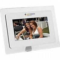 Buy cheap 7 Inch Digital Photo Frame With Remote Control 800 x 480 Resolution from wholesalers