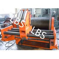 Buy cheap Electric Single Drum Spooling Device Winch Tension Wire Rope Winch from wholesalers